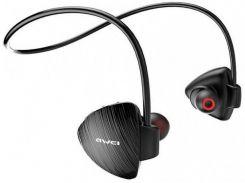 Беспроводные Bluetooth наушники Awei A847BL Черные (009310)