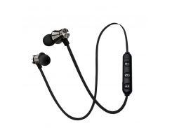 Беспроводные Bluetooth наушники XT11 со встроенным микрофоном Черные (967329370)