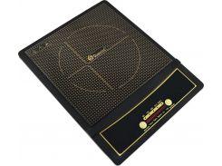 Настольная индукционная плита Domotec MS-5832, одноконфорочная электрическая варочная плита