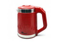 Чайник электрический Domotec Ms-5027 2000Вт 2.2 л Red (bks_02478)