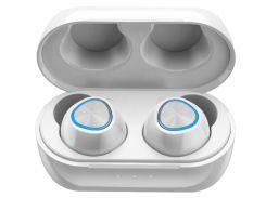 Наушники Bluetooth Remax True TWS-16 в кейсе Серебристый (gr_012314)