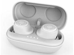 Наушники Bluetooth Remax Stereo TWS-2S в кейсе Серебристый (gr_012313)