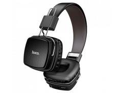 Наушники беспроводные Bluetooth Hoco Gleeful W20 Черный (gr_011675)