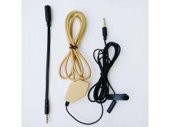 Гарнитура для микронаушников с проводным подключением ELITA Edimaeg 1-WD (02166)