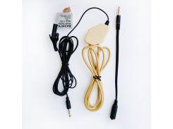 Гарнитура с проводным подключением и микронаушником в комплекте ELITA Edimaeg 1-WDSET (02166-1)
