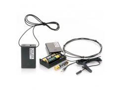 Гарнитура мощная проводная для индукционных и магнитных микронаушников с магнитом в комплекте ELITA CNM-45WSET (02168-1)