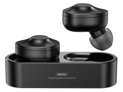 Наушники беспроводные Bluetooth Remax TWS-21 Вlack