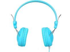 Наушники проводные накладные Hoco W5 Blue