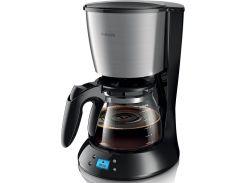 Кофеварка Philips HD7459/20 Черная (66334)
