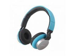 Беспроводные Bluetooth Стерео наушники Gorsun GS-E89 Синие 47318