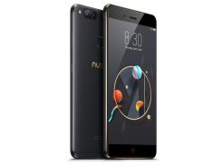 Смартфон ZTE Nubia M2 Lite 3/64GB Black/Gold