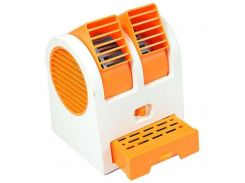 Портативный мини кондиционер вентилятор Kronos MINI FAN HB 168 Оранжевый (sp_4395-1)