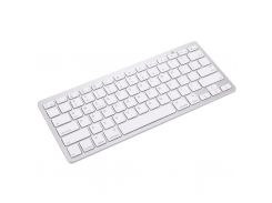 Беспроводная Bluetooth клавиатура для PC/SMART TV Серый (G101001146)