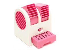 Мини-кондиционер вентилятор Noisy HB-168 Pink (hub_np2_1443)