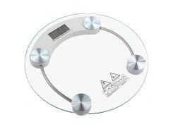 Весы напольные 002003A Прозрачные (30-SAN298)