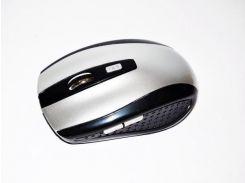 Беспроводная мышка MHZ G 109 Silver (006239)