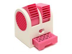 Мини-кондиционер вентилятор Mini Fan UKC HB-168 ARCTIC AIR COOLER Розовый (200719)