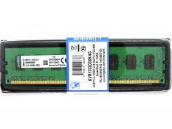 Оперативная память Kingston DDR3-1333 4096MB PC3-10600 (KVR1333D3N9/4G)