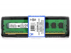 Оперативная память Kingston DDR3-1600 4096MB PC3-12800 для AMD AM3/AM3+ (KVR16N11/4)