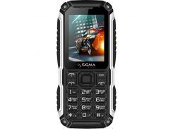 Мобильный телефон Sigma mobile X-treme PT68 Black (8754683)