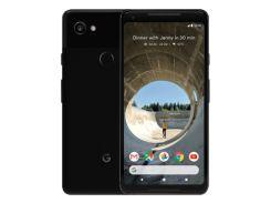 смартфон google pixel 2 xl 64gb just black (std01088)