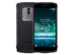 Смартфон Doogee S55 Black (STD02049)