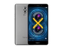 Смартфон Honor 6X 3/32GB Grey (STD02433)