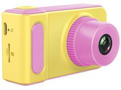 Цифровой фотоаппарат Upix Kids Camera SC01 Pink (87345)