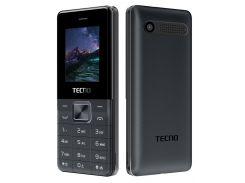 Tecno T301 Dual Sim Black (s-239700)