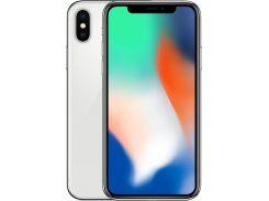 Смартфон Apple iPhone X 64Gb Silver Refurbished (STD03366)