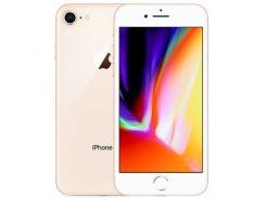 смартфон apple iphone 8 256gb gold refurbished (std04238)
