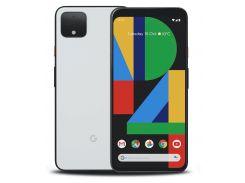 Смартфон Google Pixel 4 64GB Clearly White (DTD00637)