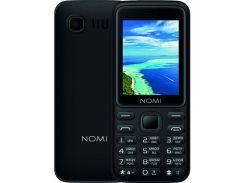 Мобильный телефон Nomi i2401 Black (s-235018)