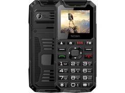 Мобильный телефон Nomi i2000 X-Treme Black (s-241605)