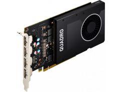 Видеокарта PNY PCI-Ex NVIDIA Quadro P2200 5GB GDDR5X (160bit) (1493/10024) (4 x DisplayPort) (VCQP2200-PB) (s-242017)