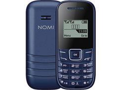 Мобильный телефон Nomi i144m Blue (s-243333)