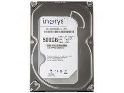 Жесткий диск i.norys 500GB 5400rpm 8MB INO-IHDD0500S2-N1-5408 2.5 SATA II (2180-7155a)