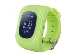 Детские часы Smart Baby Watch Q50 0.96 с GPS Зеленый 82250