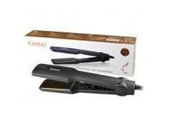 Щипцы выпрямитель для волос Kemei 329 Черный (247950)