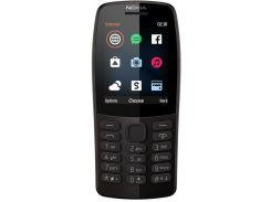 Мобильный телефон Nokia 210 Dual SIM 2019 Black