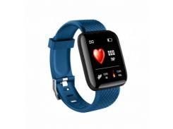 Фитнес-трекер Браслет 116+ Blue (20506-3)