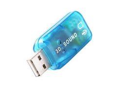Звуковая карта USB внешняя HLV Sound card 5.1