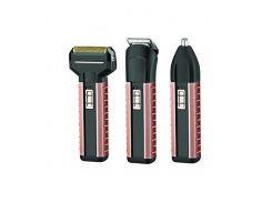 Электробритва бритва 3 насадки Gemei GM 789 Beauty Body