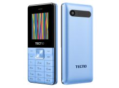 Tecno T301 Dual Sim Light Blue (4895180743344)