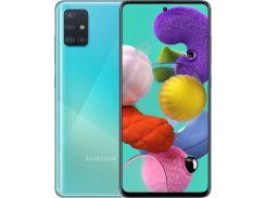 Смартфон Samsung SM-A515F Galaxy A51 DS 4/64Gb Prism Crush Blue