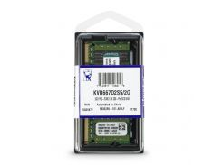 Оперативная память SODIMM Kingston DDR2-667 2048MB PC2-5300 (100105)