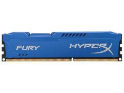 Оперативная Kingston HyperX FURY Blue DDR3-1600 4096MB PC3-12800 (HX316C10F/4)