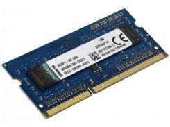 Оперативная память Kingston SODIMM DDR3L-1600 4096MB PC3L-12800 (KVR16LS11/4)