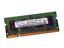 Оперативная память Samsung SODIMM DDR2-800 1024MB PC-6400 (M470T2864EH3-CF7)