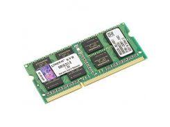 оперативная память kingston sodimm ddr3l-1600 8192mb pc3l-12800 (kvr16ls11/8)